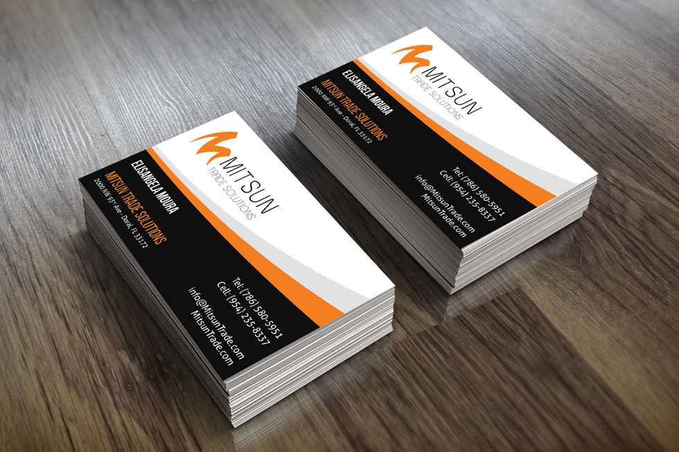 Business Cards & Flyers | Wandher Souza | User Experience Designer